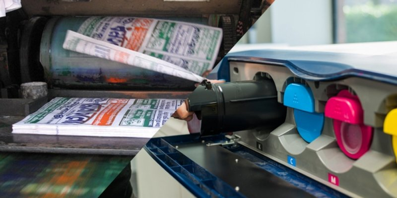 Digital vs Lithography Printing - What should I use?