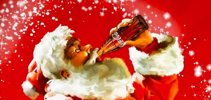 Coke Christmas Ads.The Best Coca Cola Direct Marketing Advertising Through The