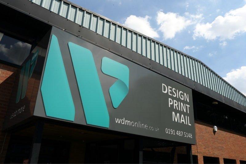 WDM entrance
