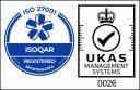 UKAS-ISO27001-Mark-cl-27_CMYK